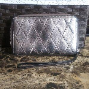 HOBO Zip Around Wallet/Wristlet